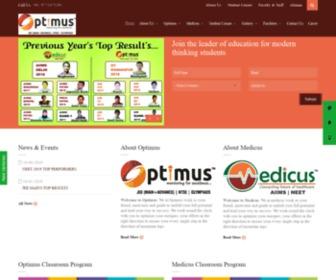 Medicus.net.in - Medicus   Optimus