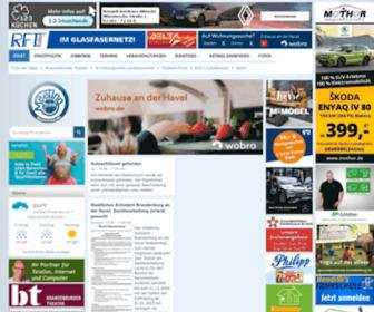 Meetingpoint-brandenburg.de - Meetingpoint Brandenburg - Online Portal für Brandenburg an der Havel
