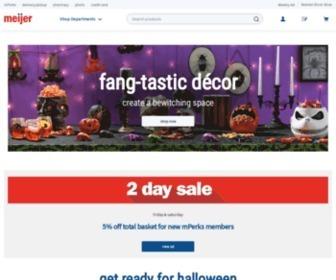 Meijer.com - Meijer | Groceries, Pharmacy, Electronics, Home, Style|Meijer.com