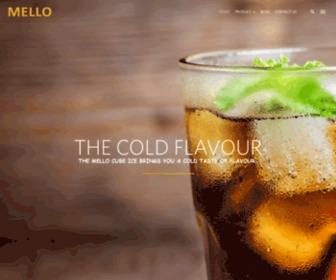 Melloicemachine.com - Mello Ice Machine, Ice Machine Manufacturer, Ice Machine Exporter