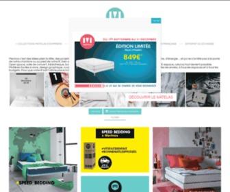 Merinos.com - The Place To Bed - Merinos