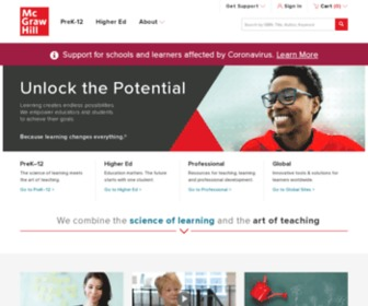 Mheducation.com - McGraw-Hill Education