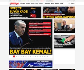 Milliyet.com.tr - MİLLİYET HABER - TÜRKİYE'NİN HABER SİTESİ