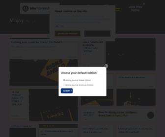 Mining-journal.com - Mining Journal - Top Stories