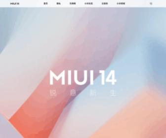 Miui.com - MIUI官方网站