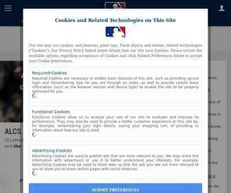 Mlb.com - The Official Site of Major League Baseball | MLB.com