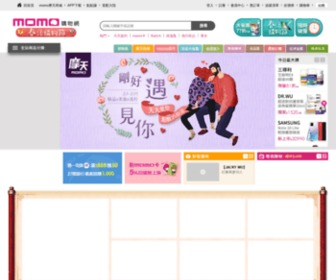 Momoshop.com.tw - momo購物網