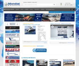 Mondialbroker.it - Vendita Yacht, barche usate, barche nuove, barche a noleggio e charter. Annunci Barche e Yacht in Vendita