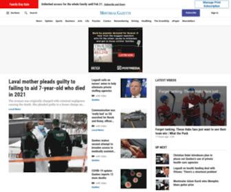 Montrealgazette.com - Montreal Gazette - Breaking News, Quebec, Opinion, Multimedia & More