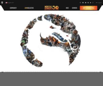 Mortalkombat.com - Mortal Kombat 11