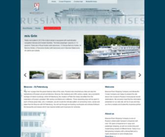 Mosturflot.com - MOSTURFLOT