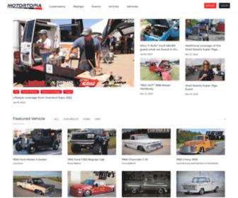 Motortopia.com - Social Network for Automotive Enthusiasts: Classic Bikes and Cars Lovers – Motortopia.com