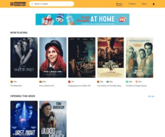 Movietickets.com - Movies Now Playing & Coming Soon | MovieTickets.com
