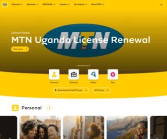 Mtn.co.ug - MTN: Everywhere you go