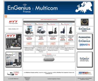 Multicom.fr - Multicom-EnGenius France**Garantie 10 Ans**Tel 0148753500,