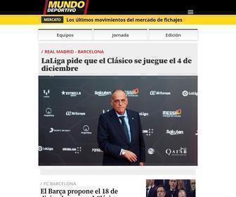 Mundodeportivo.com - Mundo Deportivo el diario deportivo Online