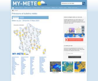 My-meteo.fr - Météo : prévisions météo gratuites à 12 jours