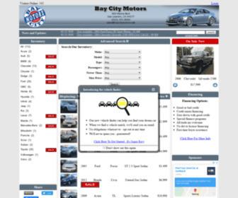 Site stats for Bay city motors san leandro