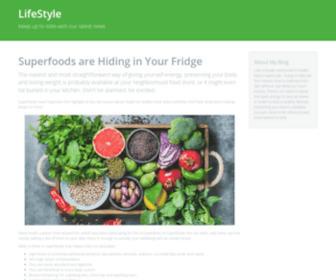Myfood.ltd - LifeStyle