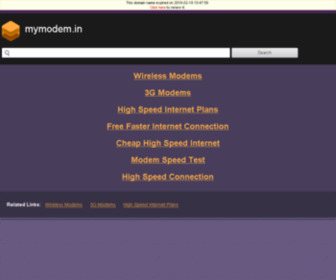 Mymodem.in - myModem.in « Everything For Your 3G Modem