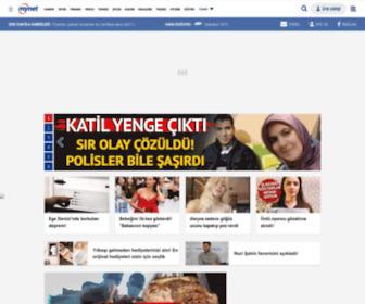 Mynet.com - Mynet | Haber, Oyun, Video, Spor, Burçlar ve fazlası sizin için burada