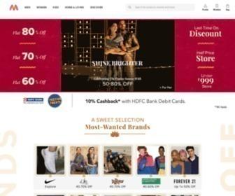 Myntra.com - Online Shopping for Women, Men, Kids Fashion & Lifestyle - Myntra