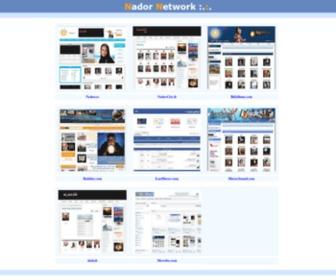 Nador.fr - Nador Network