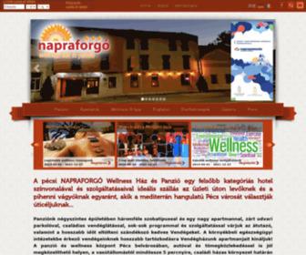Napraforgopanzio.hu - Napraforgó panzió