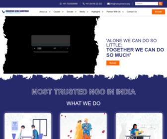 Narayanseva.org - Polio Treatment, Top NGO In India, Charity Donation, Online Donation – Narayan Seva Sansthan