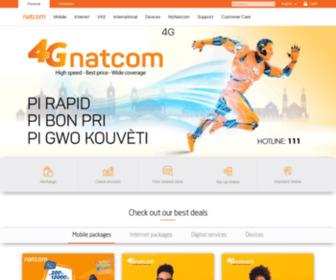 Natcom.com.ht - Natcom Portal