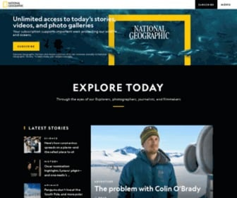 Nationalgeographic.com - National Geographic