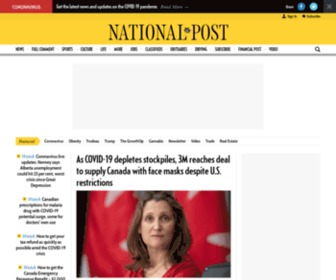 Nationalpost.com - National Post   Canadian News, Financial News and Opinion