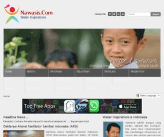 Nawasis.com - Nawasis.Com - Nawasis - Indonesian Water and Sanitation Information