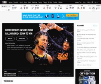 Nba.com - The official site of the NBA | NBA.com