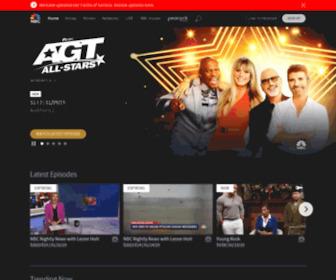 Nbc.com - NBC TV Network | Shows, Episodes, Schedule
