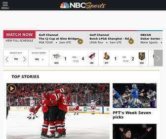 Nbcsports.com - NBC Sports | News, Video, Now