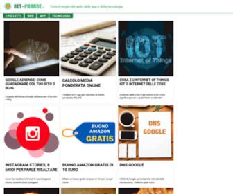 Net-parade.it - I Siti del web ordinati per categoria e punteggio