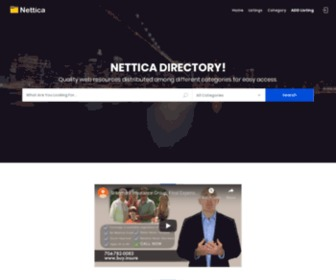 Nettica.co - Nettica Directory
