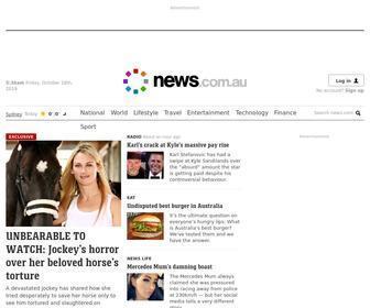 News.com.au - news.com.au — Australia's #1 news site