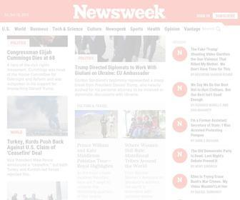 Newsweek.com - News, in-depth analysis and reportage - Newsweek Europe