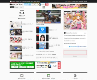 Nicovideo.jp - niconico