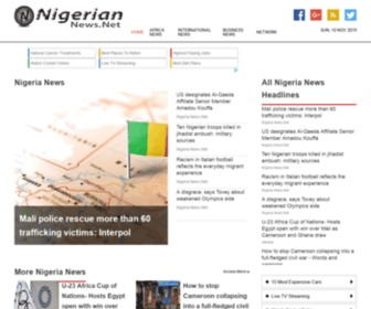 Nigeriannews.net - Nigeria News Service | National Coverage from Nigerian News.Net