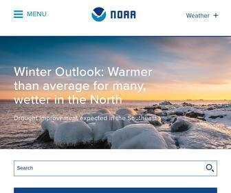 Noaa.gov - National Oceanic and Atmospheric Administration | U.S. Department of Commerce