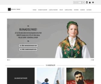 Norskflid.no - Norsk Flid Husfliden - mer enn 100 bunader