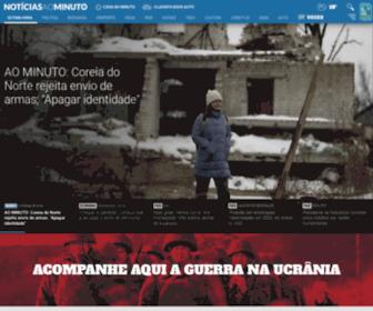 Noticiasaominuto.com - Notícias ao Minuto