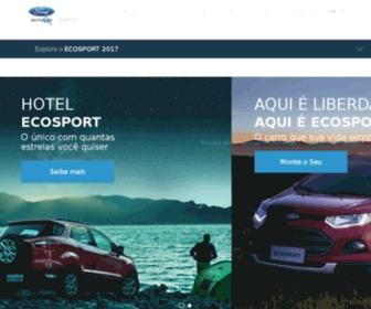Novoecosport.com.br - Fronteiras EcoSport – Novo Ford EcoSport - Site Oficial da Ford