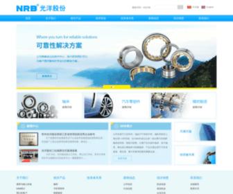 Nrb.com.cn - 常州光洋轴承股份有限公司