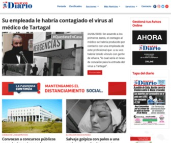 Nuevodiariodesalta.com.ar - Nuevo Diario de Salta