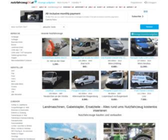 Nutzfahrzeug24.at - LKW, Transporter, Anhänger, Auflieger, Baumaschinen - Nutzfahrzeuge kaufen und verkaufen - nutzfahrzeug24.at