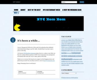 Nycnomnom.com - » Happy Nomming!